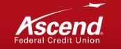 Ascend FCU logo
