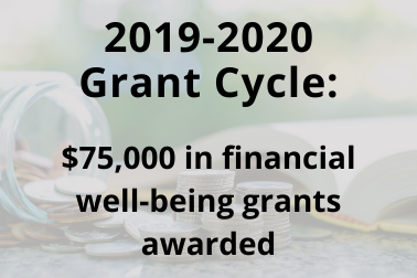 2019-2020 Grant Cycle Numbers