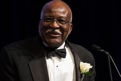 Clarence Hall Jr