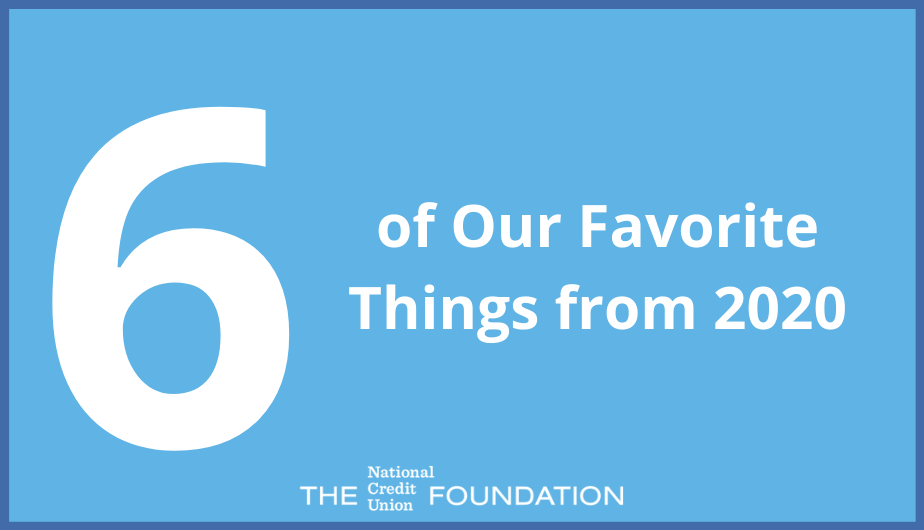 6 of Our Favorite Things from 2020