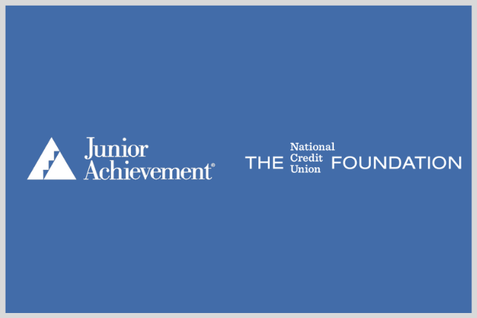 Junior Achievement & Foundation Logos