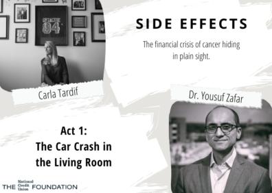 Carla Tardif & Dr. Yousuf Zafar