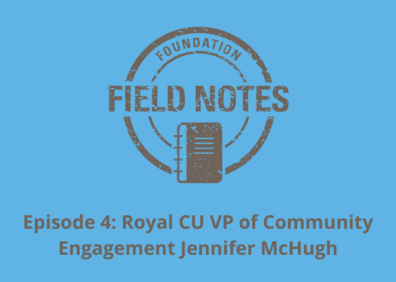 Field Notes Episode with Jennifer McHugh