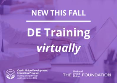 DE Training virtually