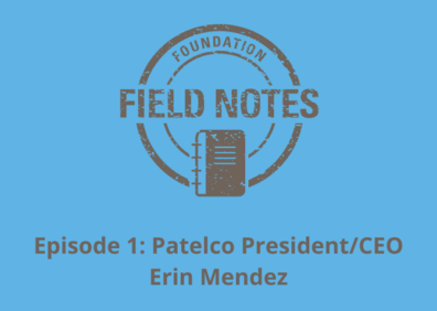 Episode 1 Foundation Field Notes