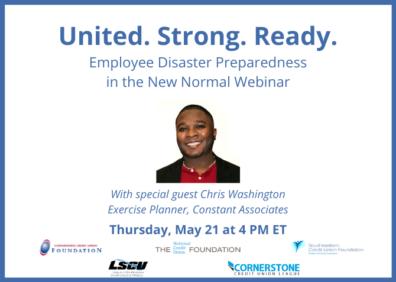 Employee Disaster Preparedness in the New Normal Webinar