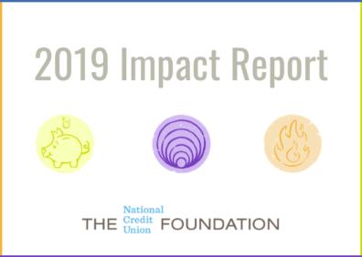 2019 Impact Report logo