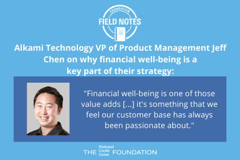 Jeff Chen quote on Alkami's strategy