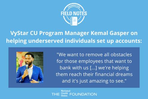 Kemal Gasper on helping individuals
