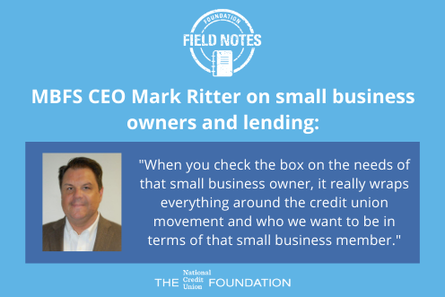 Mark Ritter Field Notes Quote