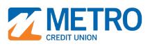Metro CU Logo