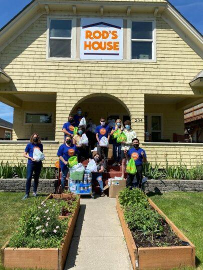 Rod's House DE Day of Service 2021