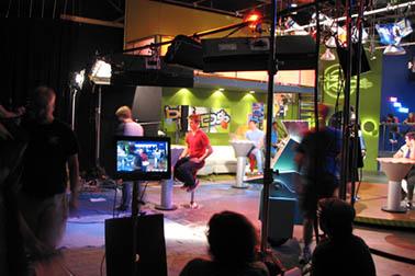 behind the scenes of bk
