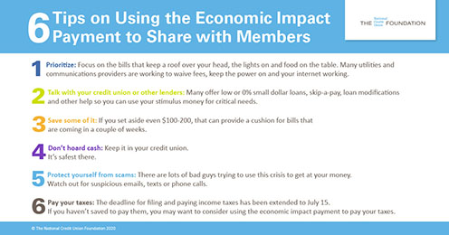 impact payment ideas