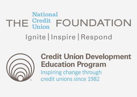 foundation and de logo