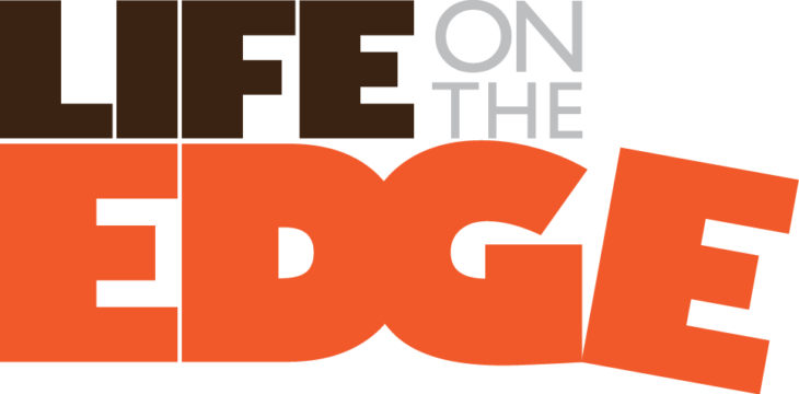 life on the edge logo