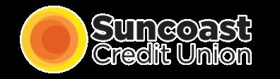 suncoast cu logo with sun